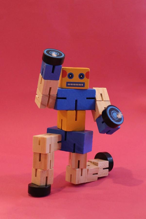 Wooden Transformer