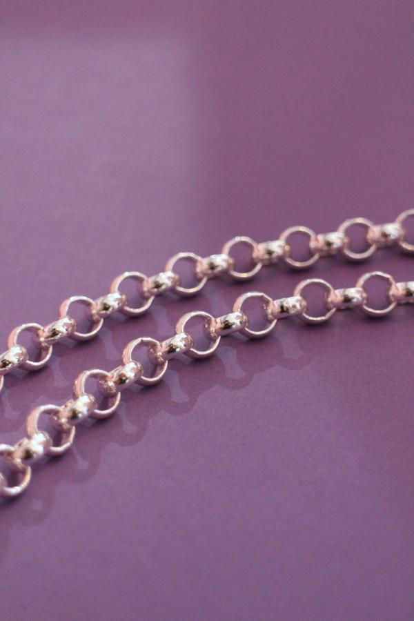 Cornelia Charm Chain Necklace