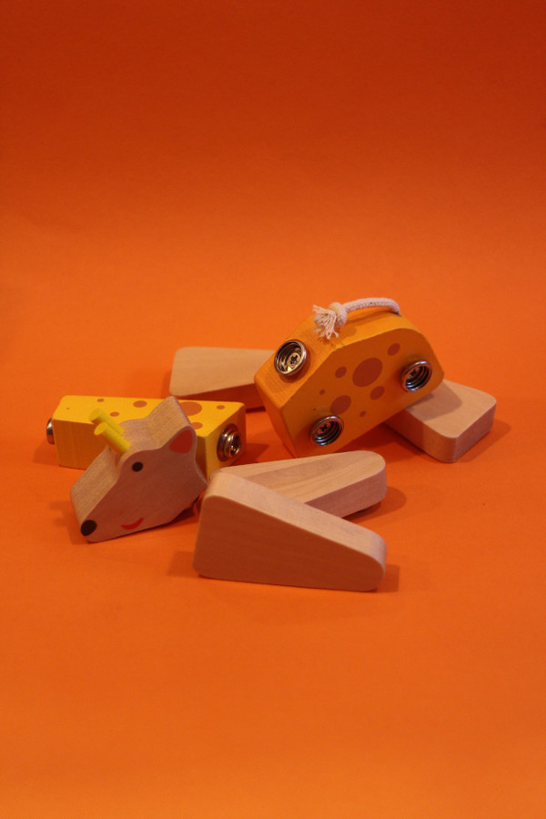 Wooden Animal Puzzle