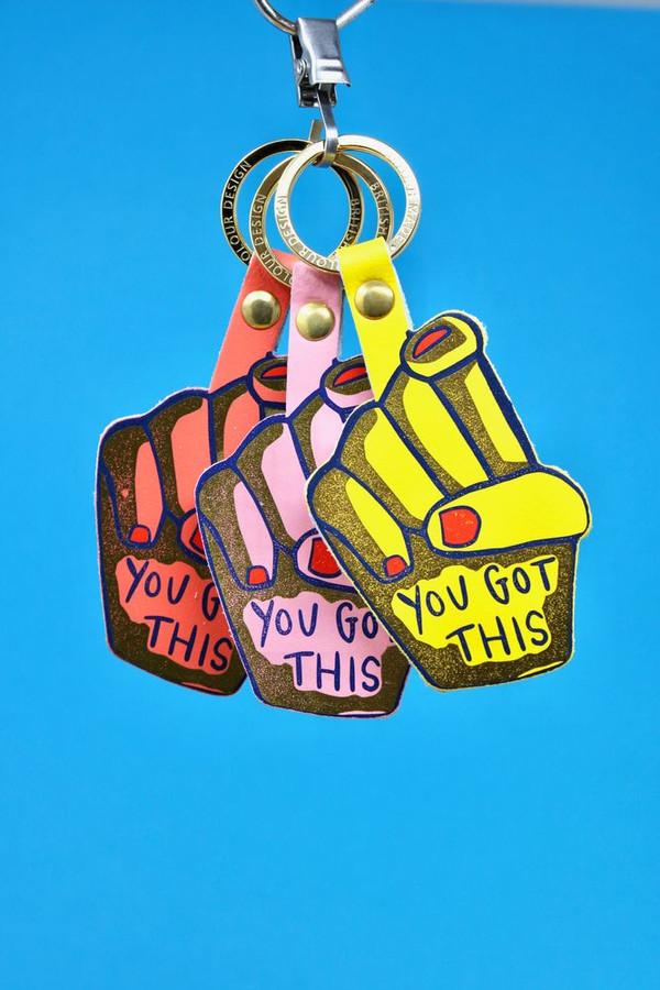 You Got This Key Fob