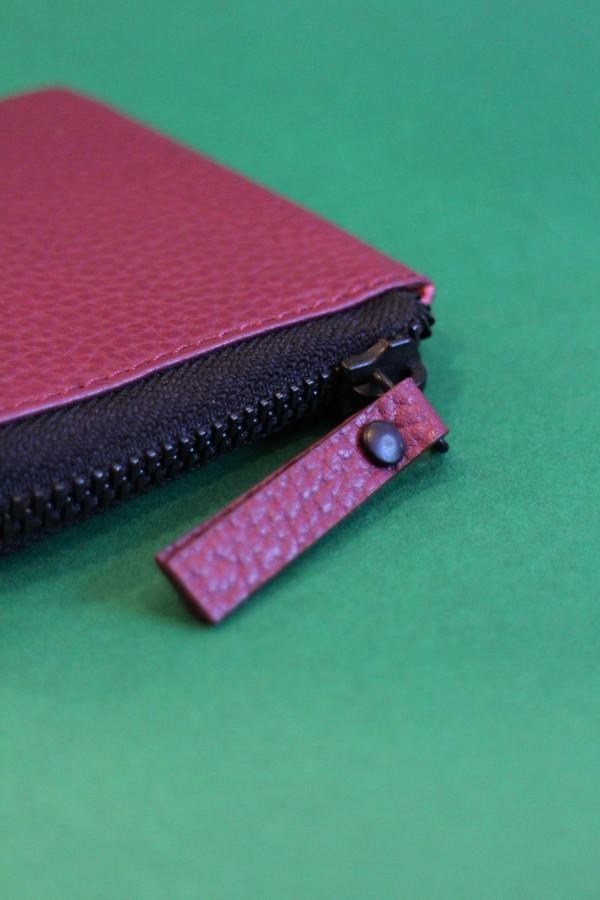 Berry - zip detail