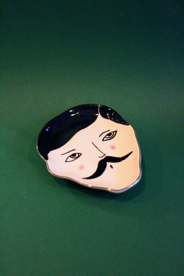 Houdini Moustache