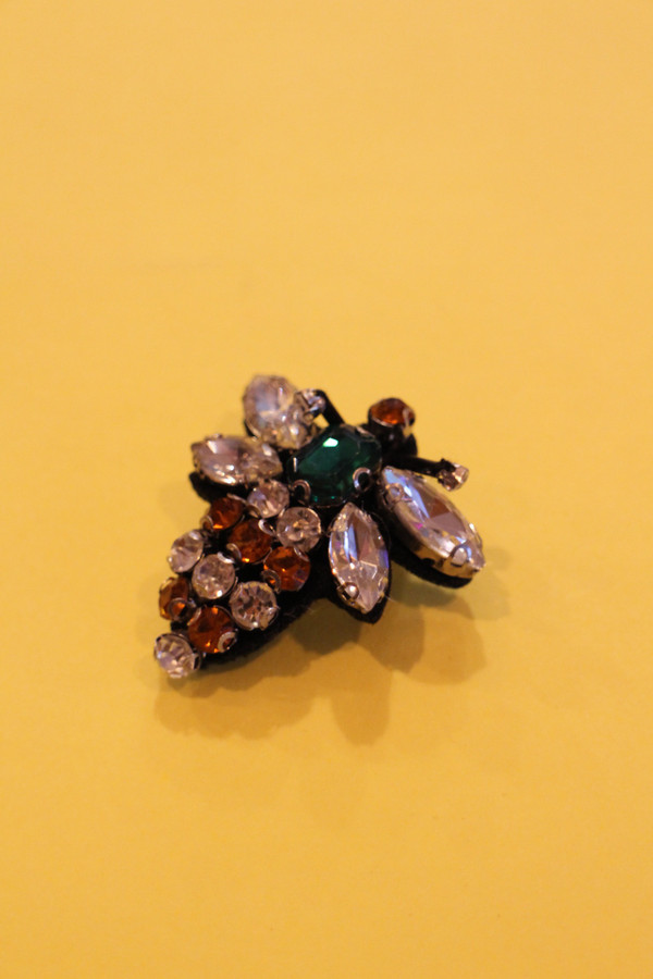 Diamante Brooch