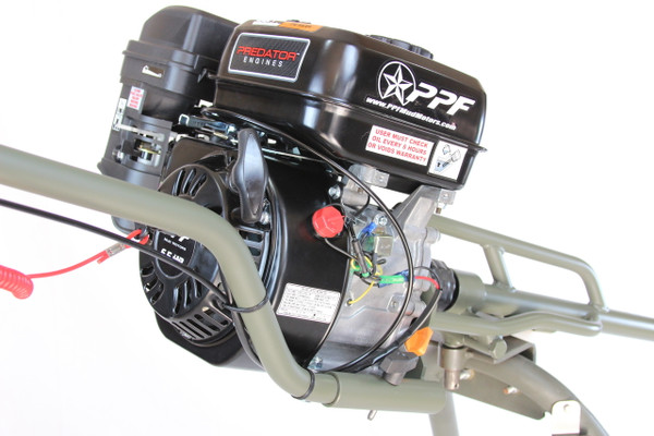 PPF Wood Duck 6.5 HP Mud Motor
