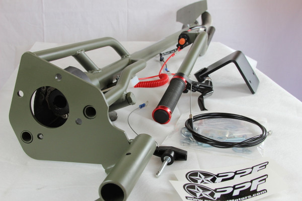 PPF 6.5hp Wood Duck Frame Kit