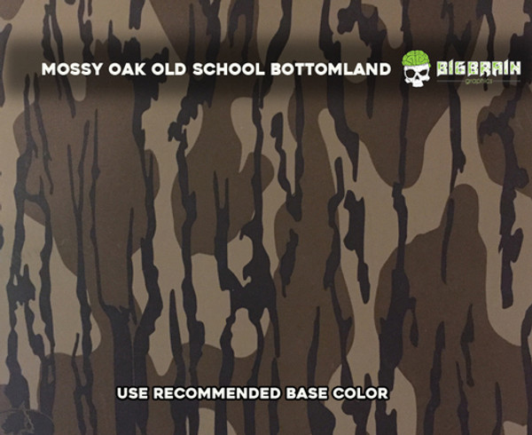 Mossy Oak Old School Bottomland