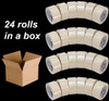 Masking Tape Eurocell - Carton of 24 rolls - 50mm x 50 Meter per Roll