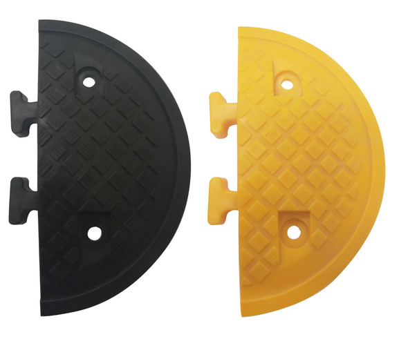 50 Tonne Low Profile Speed Hump - End