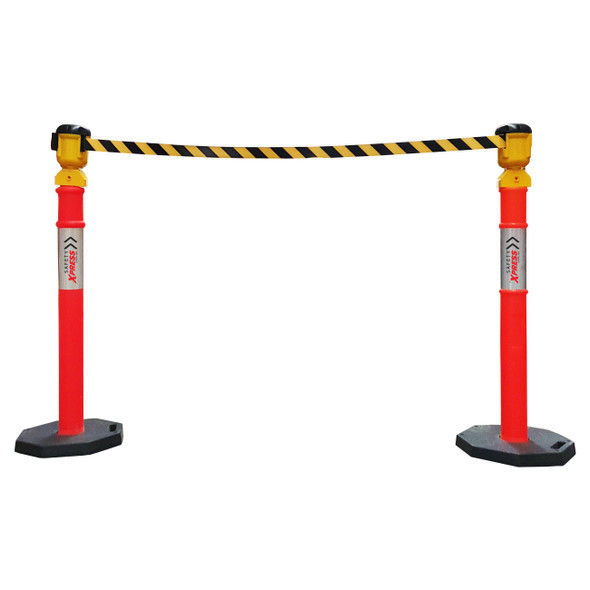 T-Top 9M Retractable Tape Barrier