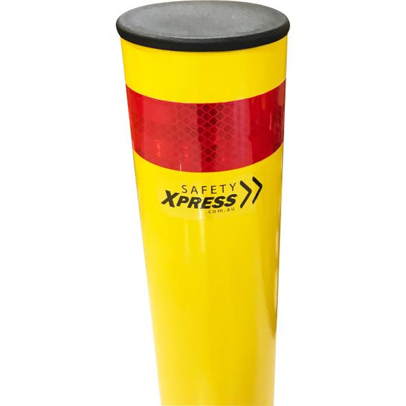 Bollard - Xpress Surface Mount 90mm x 900mm