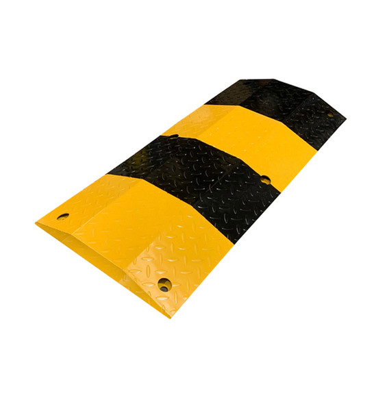 Steel Speed Hump 3mm Gauge - 1m Middle Section