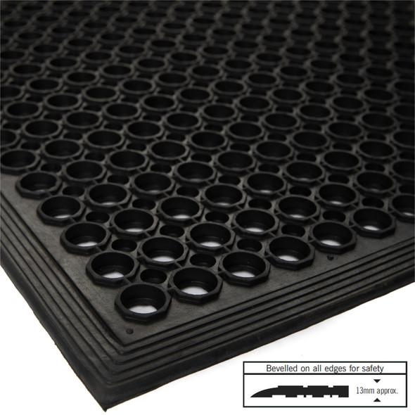 Anti-Slip Industrial Mat 900mm x 1.5meter