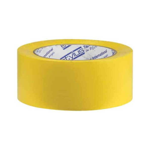 Linemarking Tape 33m Roll - 48MM wide - Yellow
