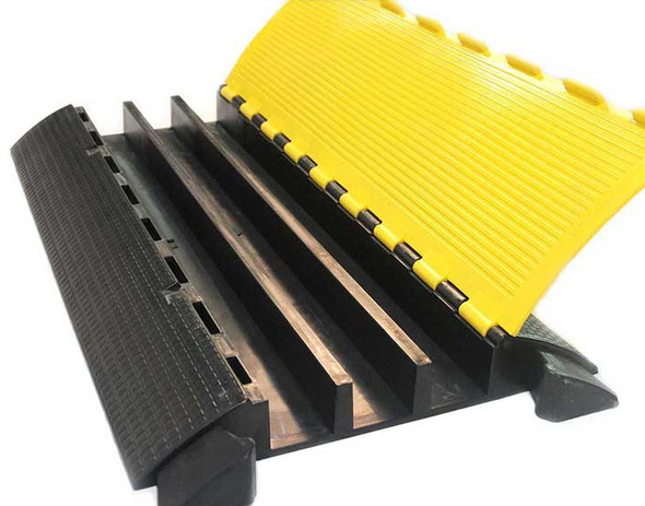 Cable Protector 3 Channel - 30 Tonne