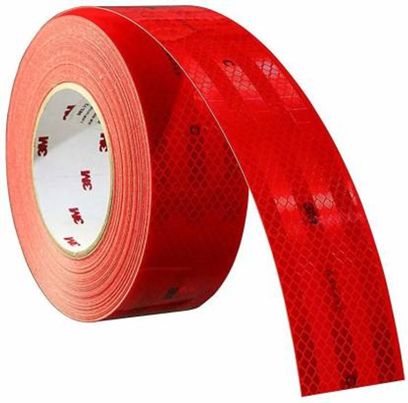 Reflective Tape Class 1 - Red - 45 Meter Roll