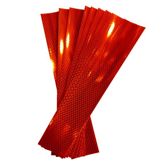 Reflective Tape Class 1 - Red - Per Metre