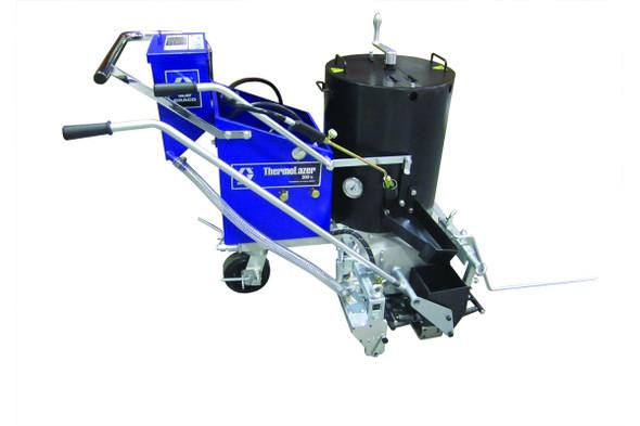 Graco Thermoplastic Line Marking Machine - ThermoLazer 200TC