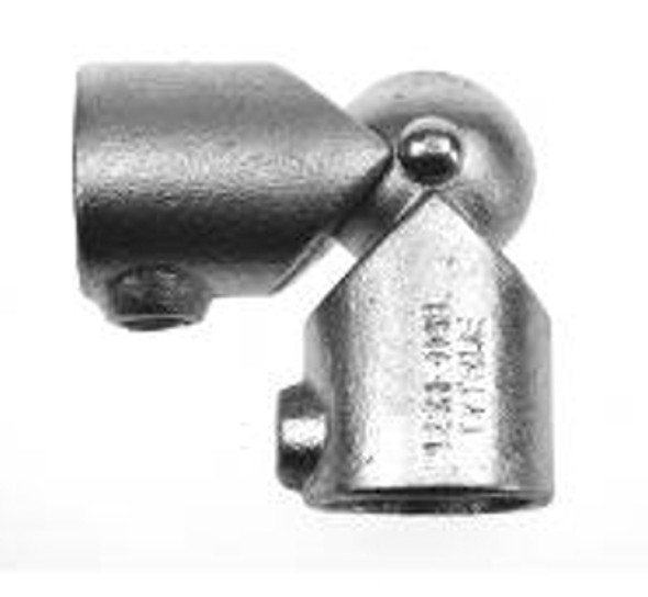 Ezyrail 125H - Swivel Elbow