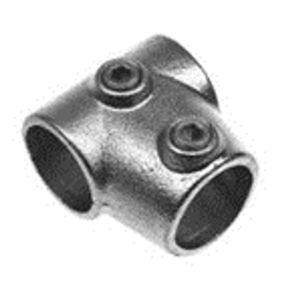 Ezyrail 153 - Short Tee Variable 0° - 11°