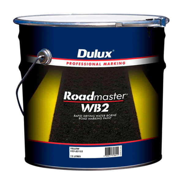Line Marking Water Borne Paint – Road and concrete marking 15L (No Delivery - Click & Collect)
