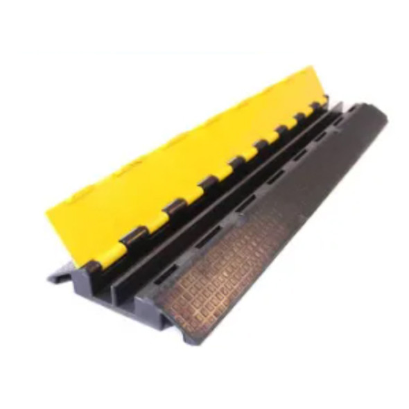 Cable Protector 2 Channel 32mm x 32mm - 12 Tonne
