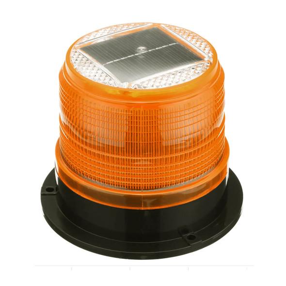 BEACON LIGHT - SOLAR POWERED - MAGNETIC - YELLOW