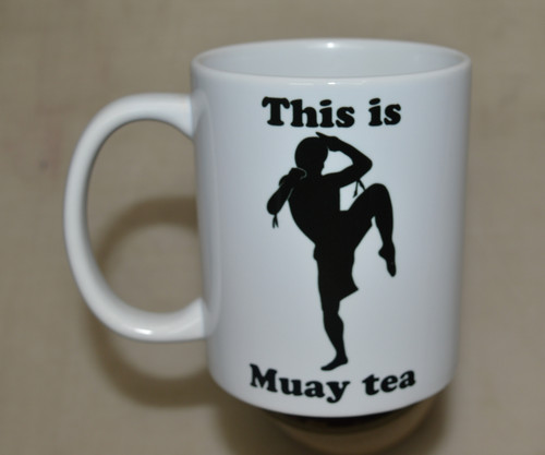 This is Muay Tea