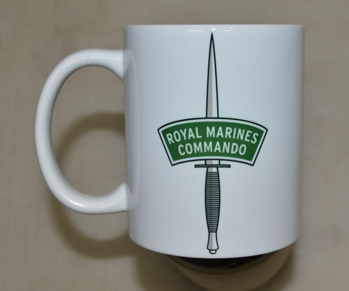 Royal Marines Commando Dagger - 11oz mug