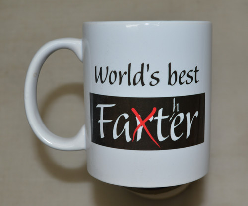 World's best farter-father #2 - 11oz mug