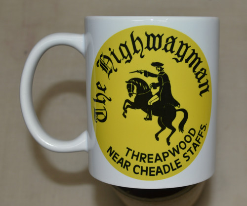 The Highwayman - 11oz mug