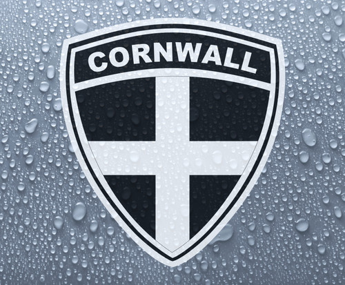 Cornwall county shield