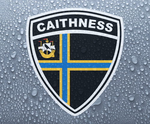 Caithness county shield