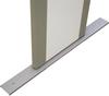 Garrett CS 5000 Mobile Walk-Through Metal Detector -Stabilizer Base (Beige)