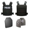 Point Blank Active Shooter Steel Plate Kit with 10079 Plates