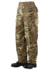 Tru-Spec 1221 Men's BDU Uniform Tactical Pants, Cargo, 50/50 CORDURA® Nylon/Cotton Rip-Stop, Relaxed Fit, Adjustable Waist, Nylon drawstring leg ties, multicam