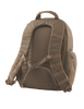 Tru-Spec 4804 Stealth Tactical Backpack, Two side zippered storage pockets with external mesh pouch, Fleece lined top zipper pouch,  available in black, coyote brown and grey