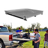 "Jotto-Cargo Slide 410-9037, Truck-Bed Cargo Slide fits Toyota Tundra Full Size Trucks with a 8' Bed, 1200 lbs Capacity, 95"" Length, 49"" Width, Weighs 117 lbs, Aluminum, with optional AlumaPlank Flooring system"