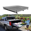"Jotto-Cargo Slide Truck-Bed Cargo Slide fits Ford Full Size Trucks with 5.5' Bed, 6.5' Bed, 800 lbs Capacity,  49"" Width, Aluminum, with optional AlumaPlank Flooring system"
