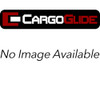 CargoGlide CGBikeRail-1 Bike Mounting Rail With 2 Fork Mounts (Mounts to CG Side Rails)