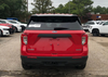 New 2020 Red Ford (Explorer) Police Interceptor PI Utility V6 Gas Engine AWD For Sale, White, Ready to be Built as a Slick-Top Admin Pkg, Turnkey FPIU + Delivery