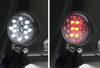 Whelen PAR 46 Super-LED Combination Spot Light and Warning Light