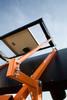 Wanco Solar Powered Arrow Board Trailer