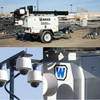 Portable Security Tower Customizable WCT by WANCO