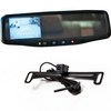 Back-Up Camera with Auto-Dimming RearView Mirror Monitor