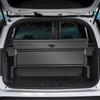 Ford Police Interceptor SUV Utility and Explorer Storage Organizer Rear Cargo Box by Setina, still access spare tire, 2013-2019, 2020, Not Compatible with EZ Lift