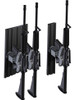 Blac-Rac 1080E-BRV Universal Mount Weapon Electronic Gun Rack by Setina