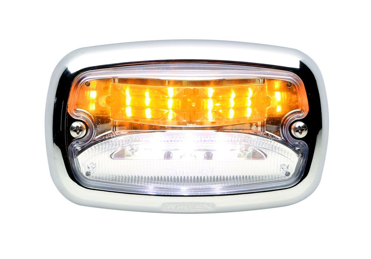 Whelen M4V2 LED Flush Surface Mount Light Head