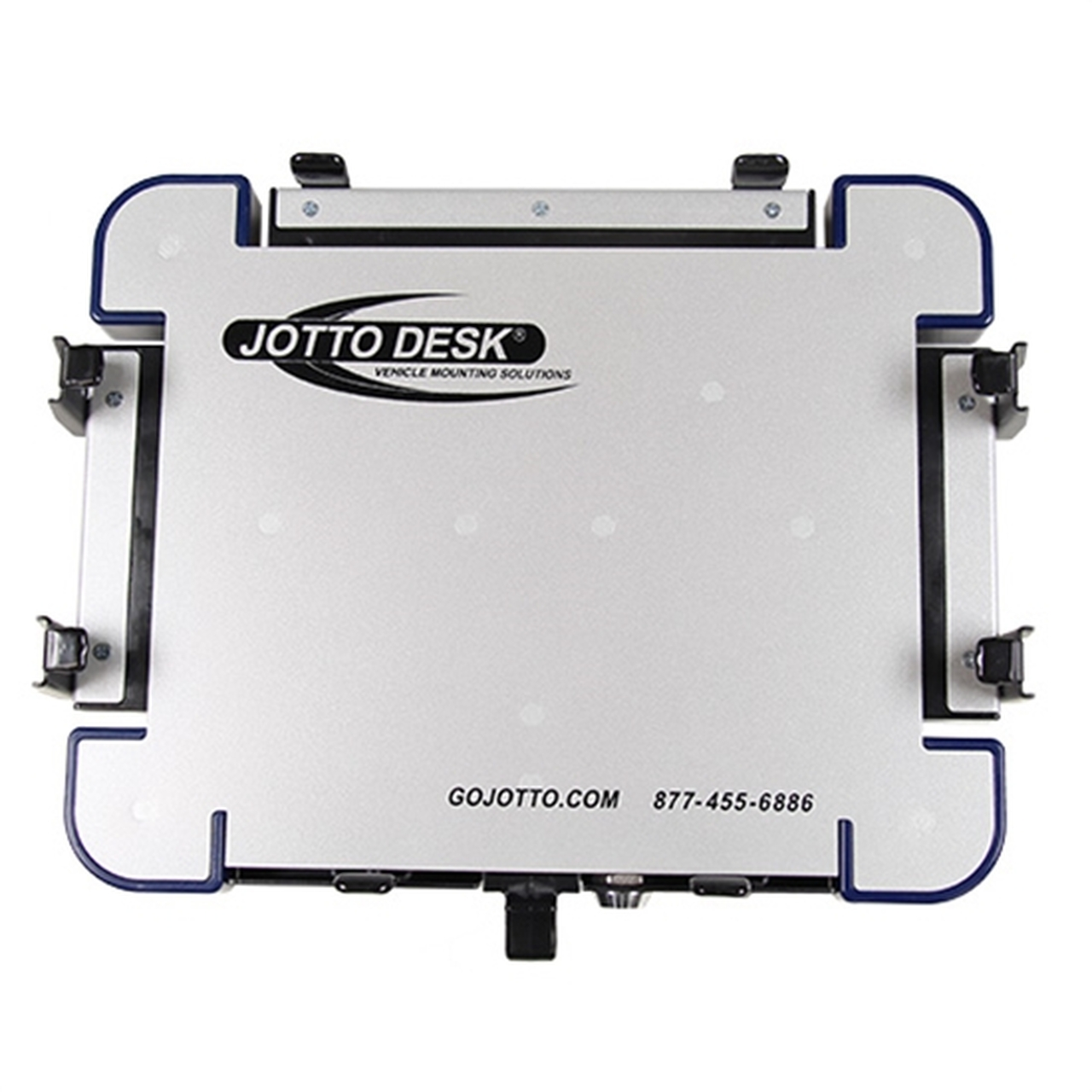Jottodesk A-MOD Chevy Silverado/GMC Sierra 1500 (2014+) Silverado/GMC Sierra 2500-3500 (2015+) Rugged Laptop Computer Mount