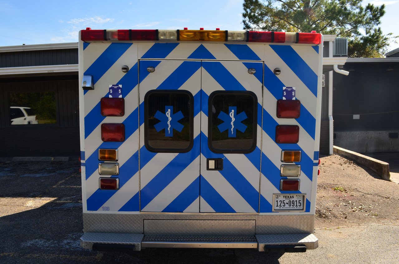 Emergency Vehicle Chevron Graphics - Universal Custom Reflective