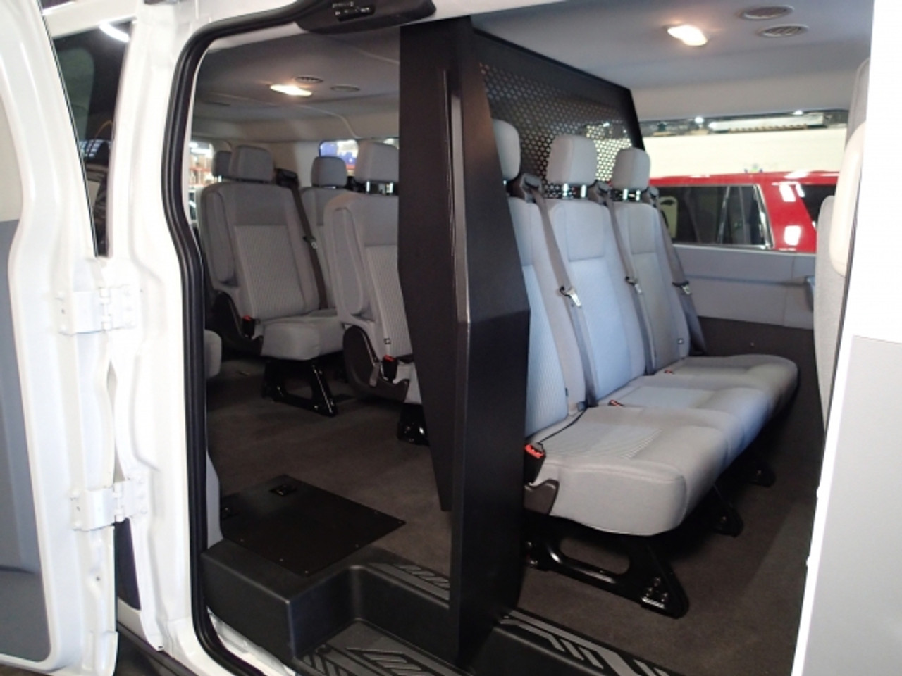 Havis Ford Transit Window Van Middle Partition Cage P Mid